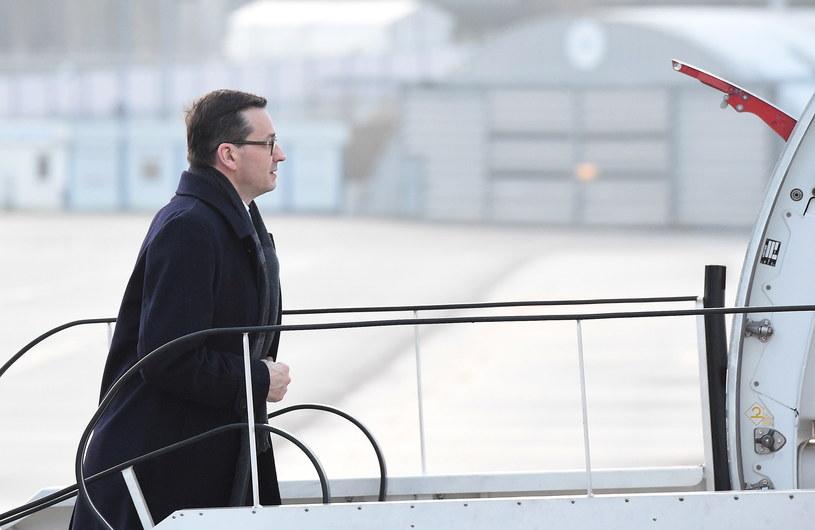 Mateusz Morawiecki spotka się w Brukseli z szefem KE /Radek Pietruszka /PAP