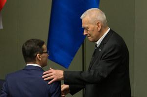 Mateusz Morawiecki: Tato, piszę do Ciebie ten list w drugą rocznicę Twojego odejścia