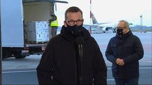 Mateusz Morawiecki: To operacja powrotu do życia przed pandemią