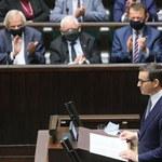 """Mateusz Morawiecki: Ubrałbym koszulkę z hasłem """"konstytucja"""""""