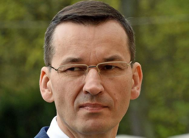 Mateusz Morawiecki, wicepremier, minister finansów i rozwoju /AFP