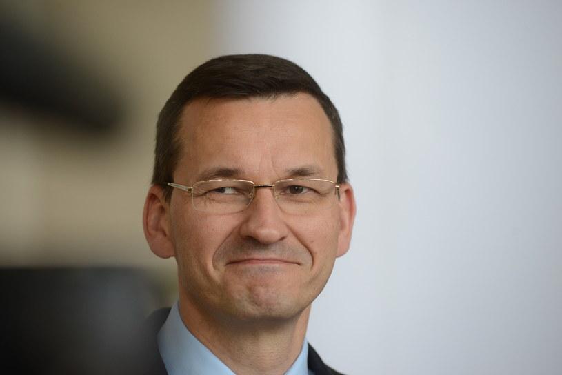 Mateusz Morawiecki, wicepremier, minister rozwoju, Fot. Mariusz Kapala, GazetA Lubuska, Polska Press /Agencja SE/East News