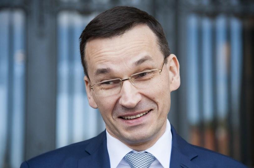 Mateusz Morawiecki /Wojciech Stróżyk /Reporter