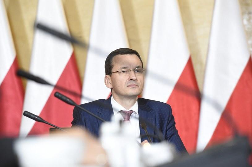 Mateusz Morawiecki /Jacek Dominski/REPORTER /Reporter