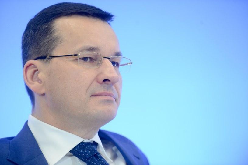 Mateusz Morawiecki /Witold Rozbicki /Reporter