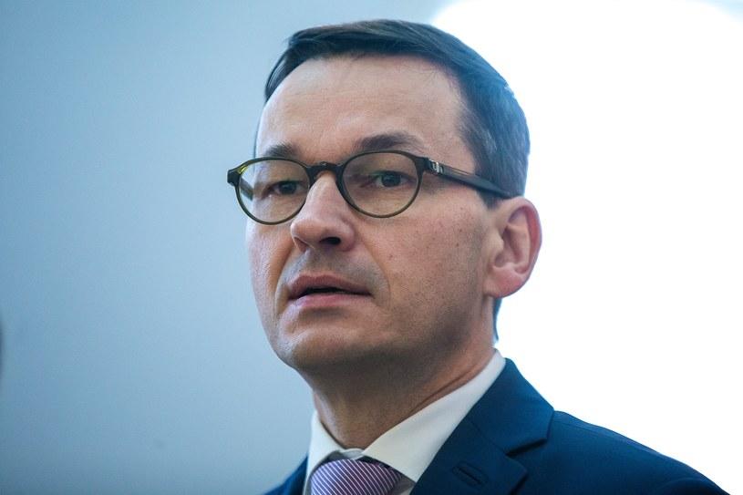 Mateusz Morawiecki /Michal Wozniak /East News