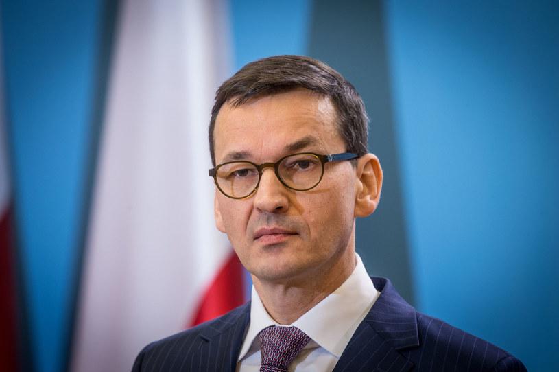 Mateusz Morawiecki /Jacek Dominski/REPORTER /