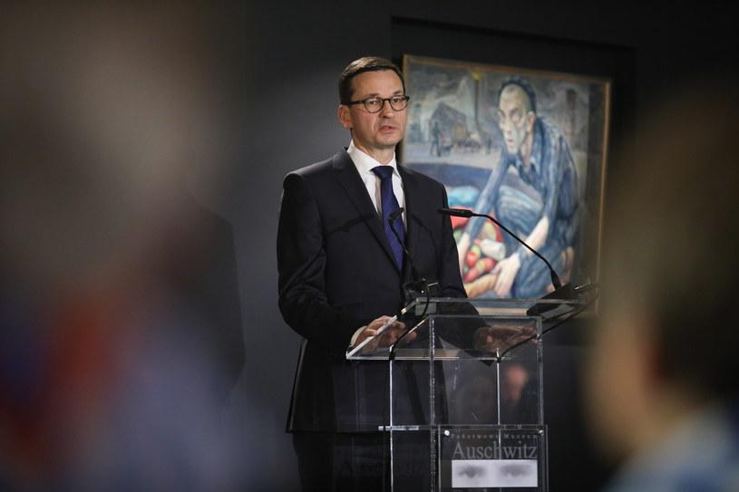 Mateusz Morawiecki /Stanisław Rozpędzik /PAP