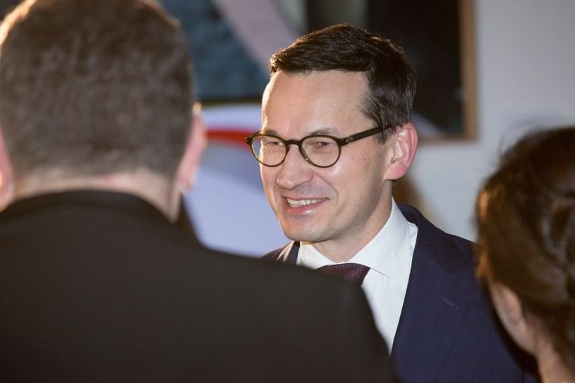 Mateusz Morawiecki /Paweł Wisniewski /East News
