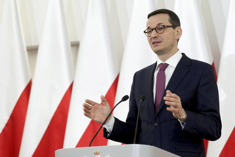 Mateusz Morawiecki /Paweł Czarny /PAP