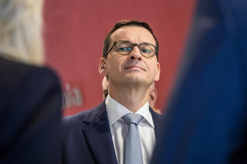 Mateusz Morawiecki /Jan Graczyński /East News