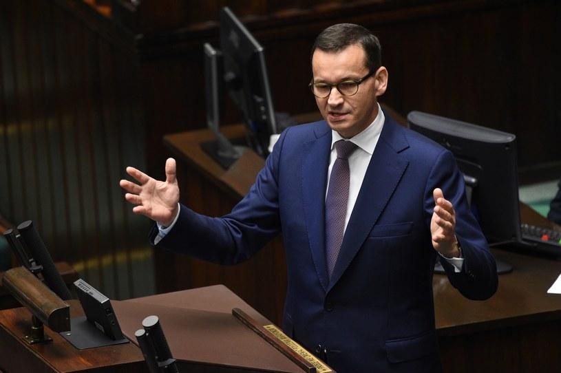 Mateusz Morawiecki /Jacek Dominski/ /Reporter