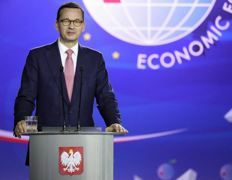 Mateusz Morawiecki /Artur Barbarowski /East News