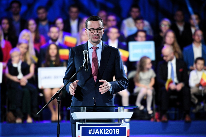 Mateusz Morawiecki / Jacek Turczyk    /PAP