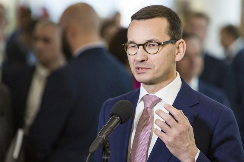Mateusz Morawiecki /Grzegorz Bukala /Reporter
