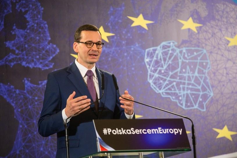 Mateusz Morawiecki / Adam Jastrzebowski /East News