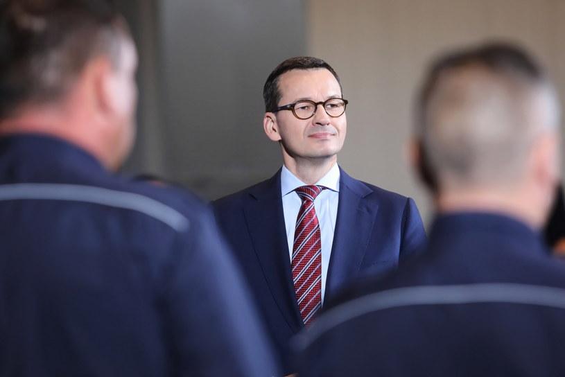 Mateusz Morawiecki /Wojciech Olkuśnik /PAP