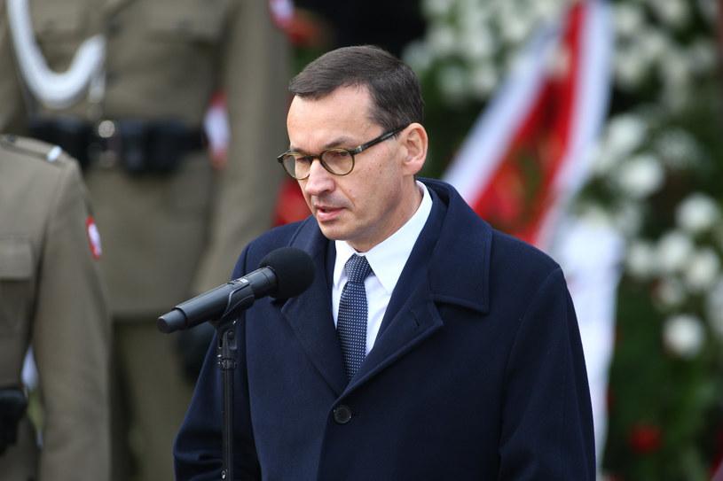 Mateusz Morawiecki /Rafał Gaglewski /Reporter