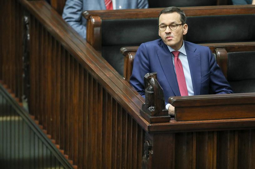 Mateusz Morawiecki /Andrzej Iwańczuk /Reporter