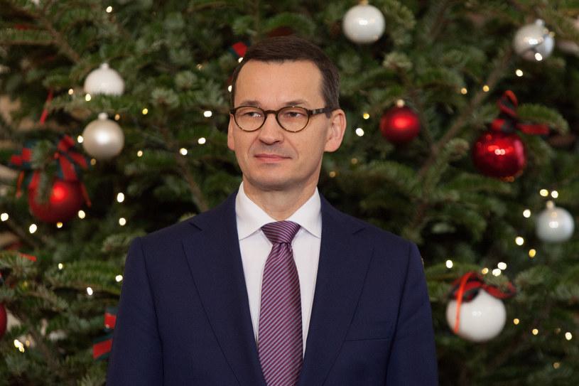 Mateusz Morawiecki /Stefan Maszewski /Reporter