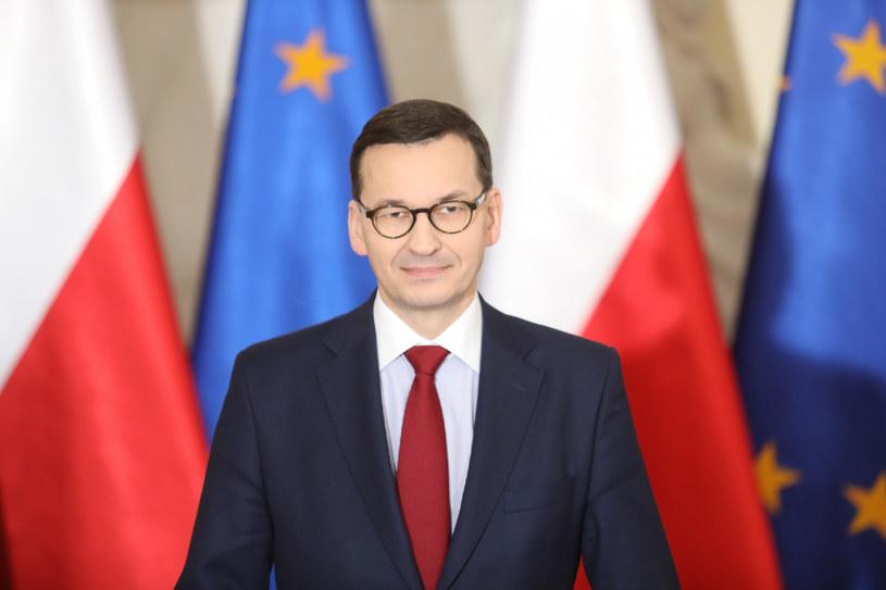 Mateusz Morawiecki /Piotr Molecki /East News