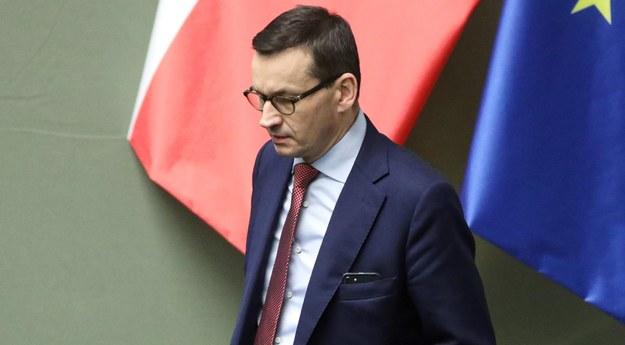Mateusz Morawiecki /Leszek Szymański /PAP
