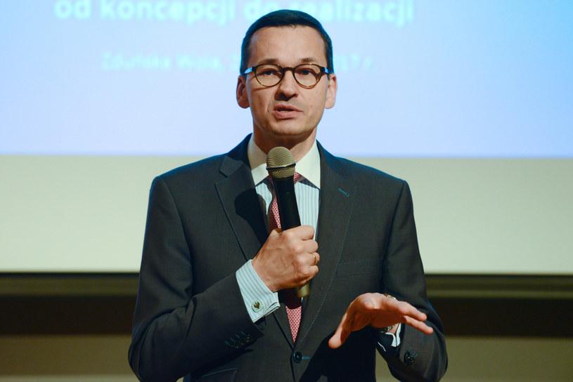 Mateusz Morawiecki /Adam Staszkiewicz /East News