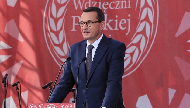 Mateusz Morawiecki /Tomasz Wojtasik /PAP