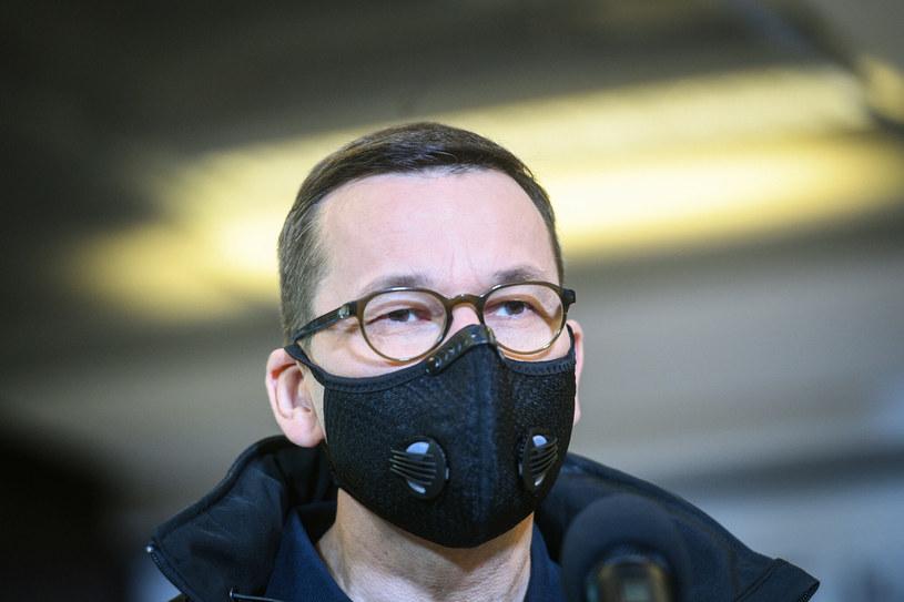 Mateusz Morawiecki /Jacek Domiński /Reporter