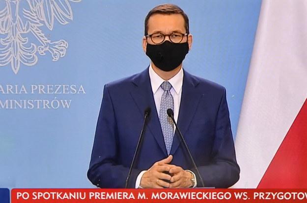 Mateusz Morawiecki /Mateusz Morawiecki /PAP