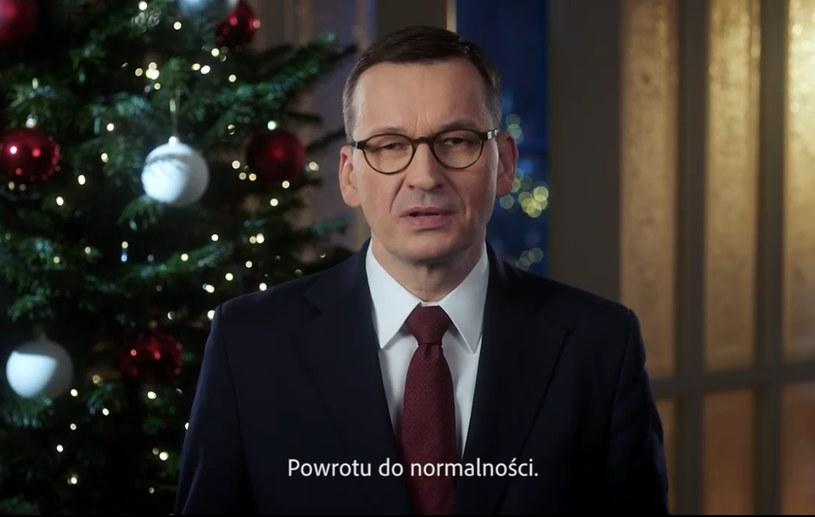 Mateusz Morawiecki /facebook.com