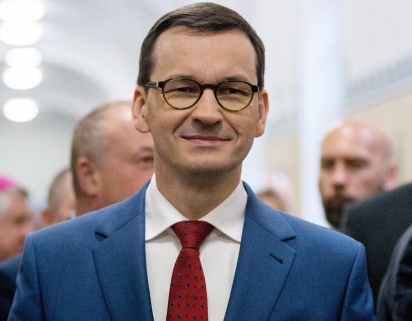 Mateusz Morawiecki /Marek Szandurski /East News