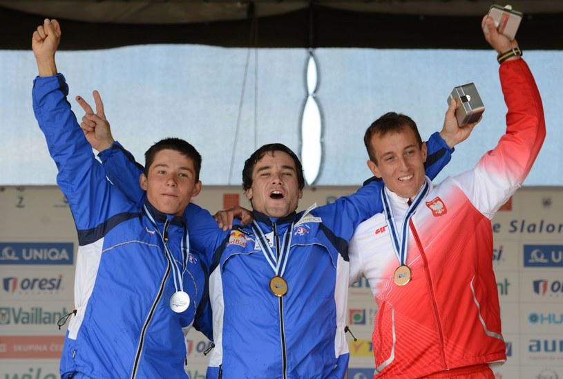 """Mateusz Polaczyk to jedna z nadziei medalowych """"Biało-czerwonych"""" /AFP"""