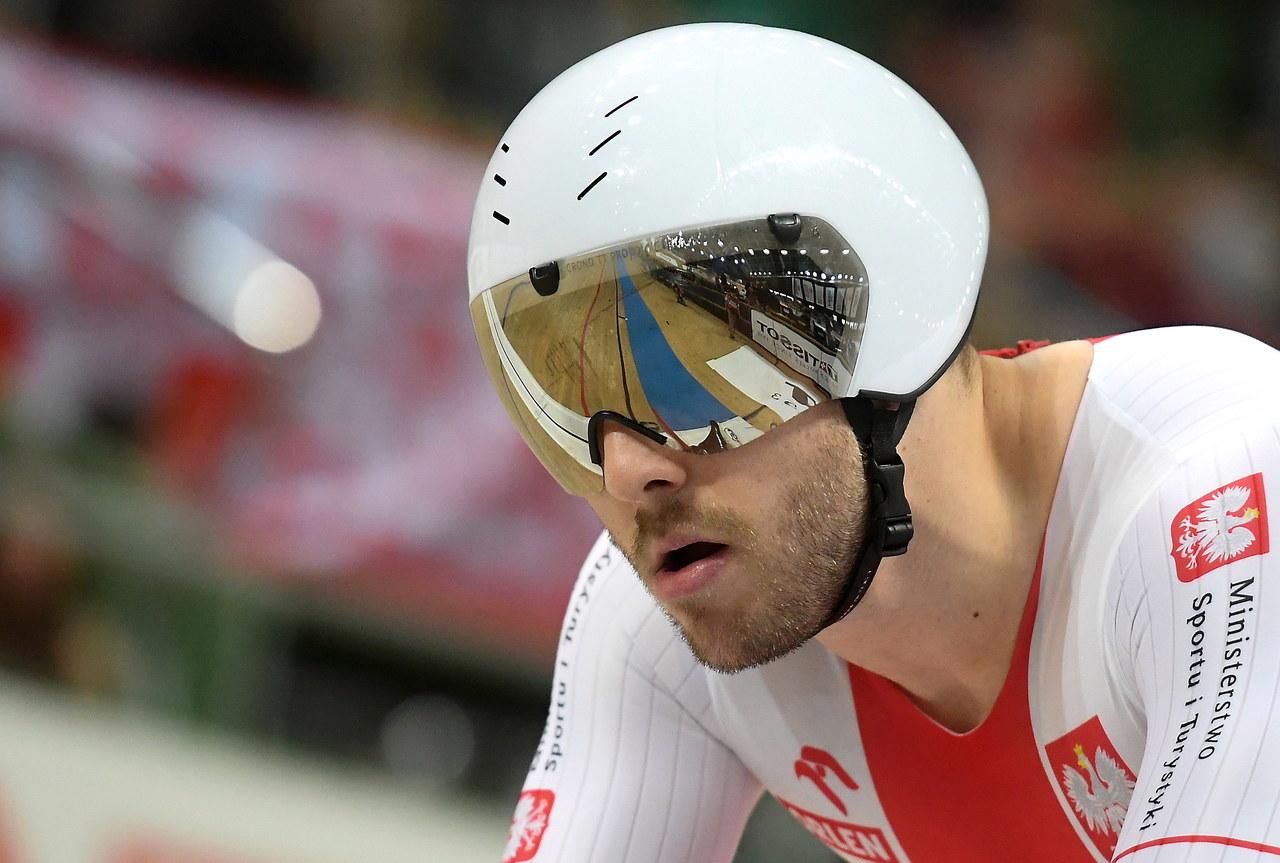 Mateusz Rudyk brązowym medalistą mistrzostw świata w kolarskim sprincie