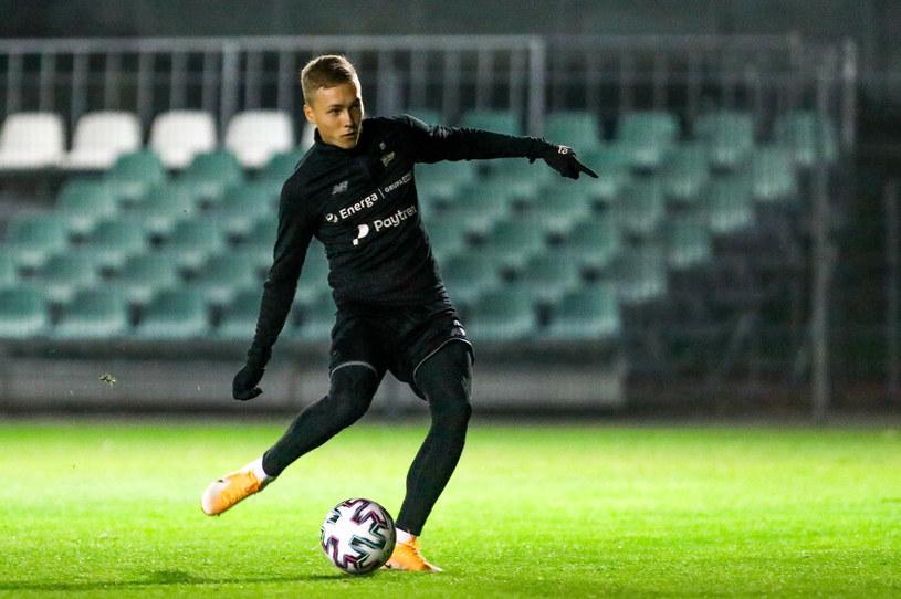 Mateusz Sopoćko z Lechii Gdańsk trafia do Warty Poznań /GRZEGORZ RADTKE / 058sport.pl / NEWSPIX.PL /Newspix