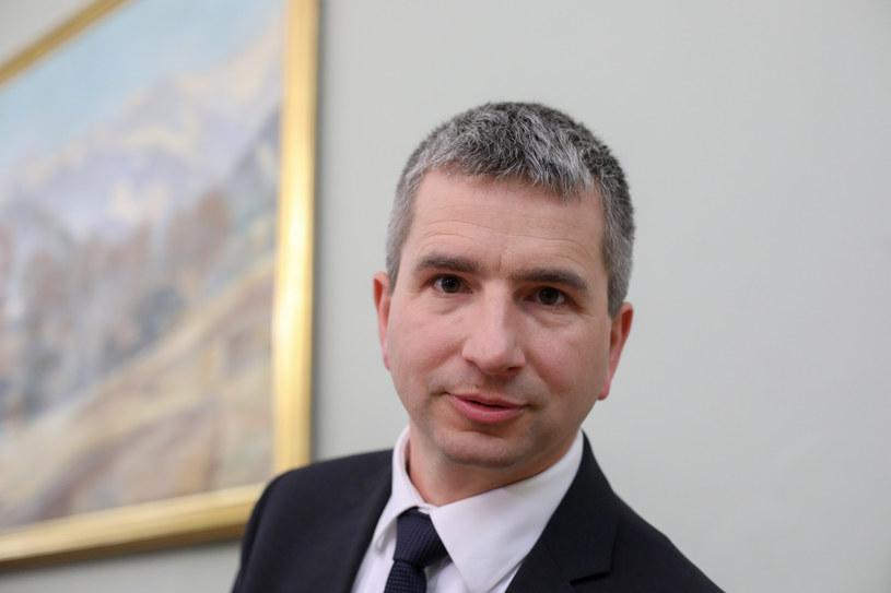 Mateusz Szczurek, były minister finansów i członek Europejskiej Rady Budżetowej /Andrzej Iwańczuk/Reporter /Reporter