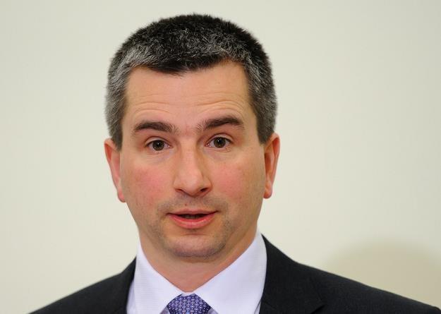 Mateusz Szczurek, minister finansów, fot. Rafał Oleksiewicz /Reporter