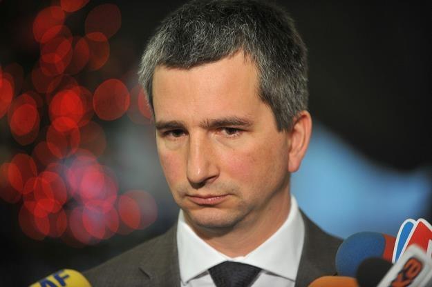 Mateusz Szczurek, minister finansów. Fot. Witold Rozbicki /Reporter