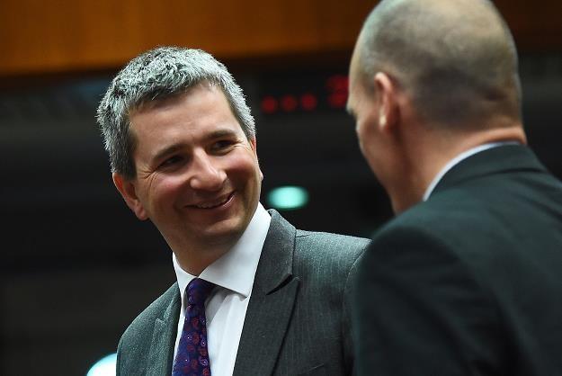 Mateusz Szczurek, minister finansów /AFP