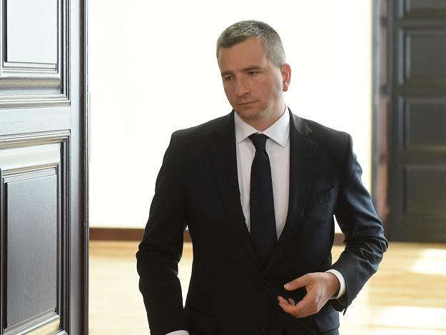 Mateusz Szczurek - szef resortu finansów. Fot. Radek Pietruszka /PAP