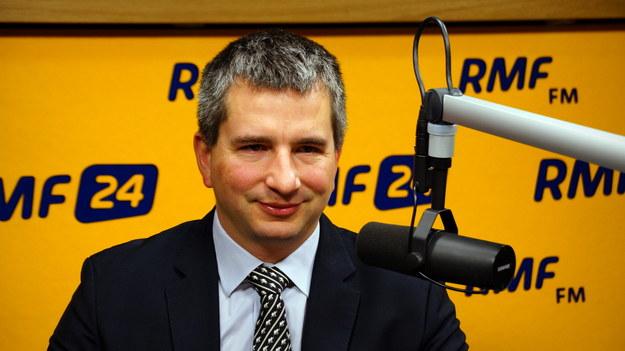 Mateusz Szczurek /Michał Dukaczewski /RMF FM