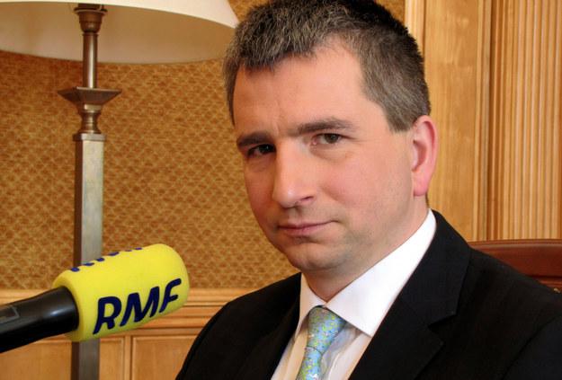 Mateusz Szczurek /Kamil Młodawski /RMF FM