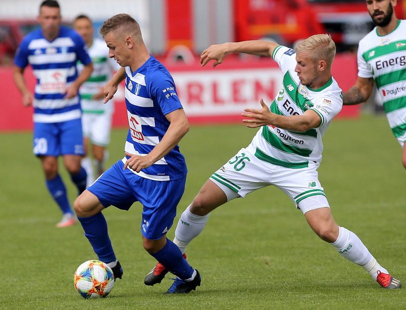 Wisla Plock Lechia Gdansk 1 2 W 3 Kolejce Ekstraklasy Sport W Interia Pl