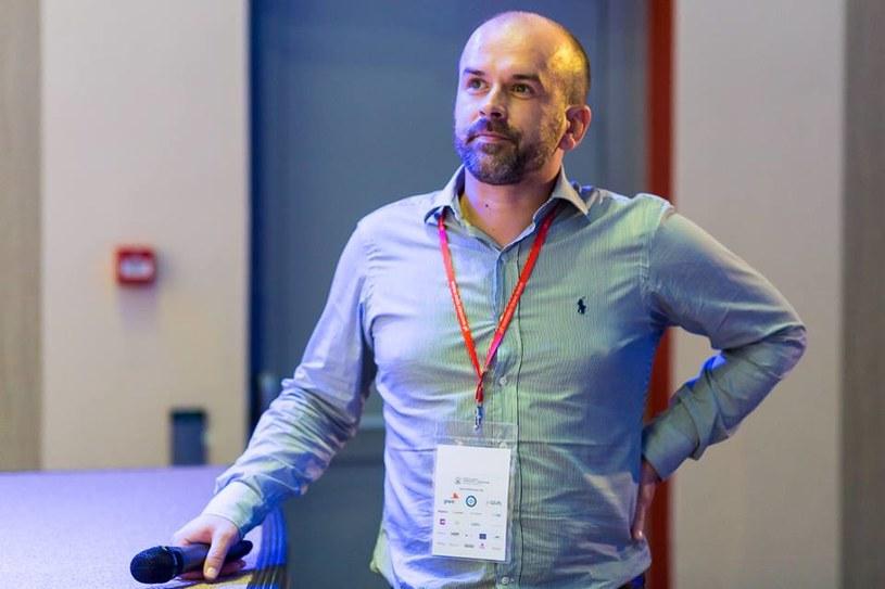 Mateusz Tułecki, główny pomysłodawca i organizator InternetBeta /materiały prasowe