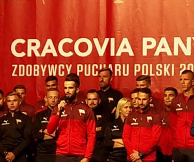 Mateusz Wdowiak: Puchar Polski to nasz wspólny sukces. Wideo
