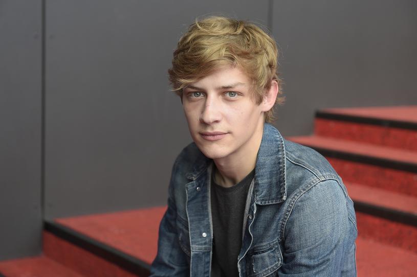 """Mateusz Wiecławek: """"Jeśli nie będą chcieli w szkole zrobić ze mnie aktora, to zostanę scenarzystą, albo reżyserem"""" /AKPA"""