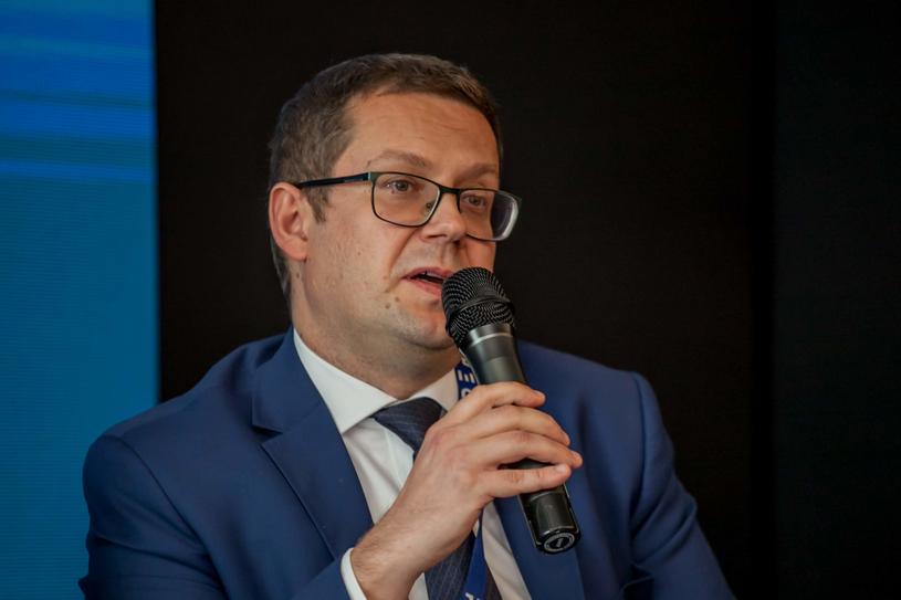 Mateusz Wodejko, wiceprezes PERN /INTERIA.PL