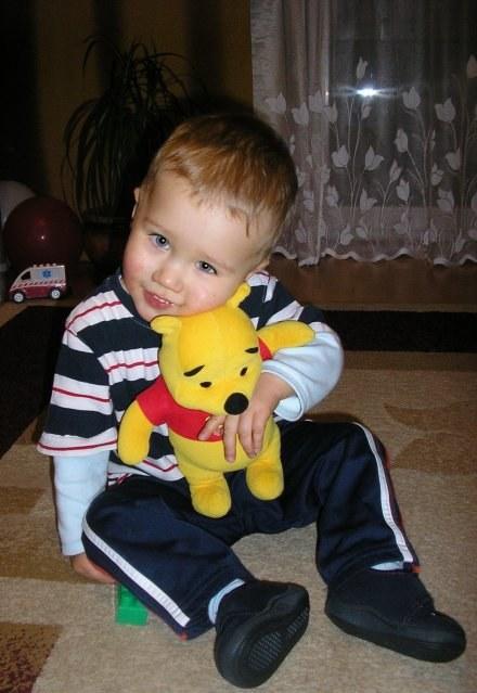 Mateuszek w grudniu skończył dwa latka /INTERIA.PL