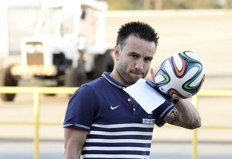 Mathieu Valbuena /AFP