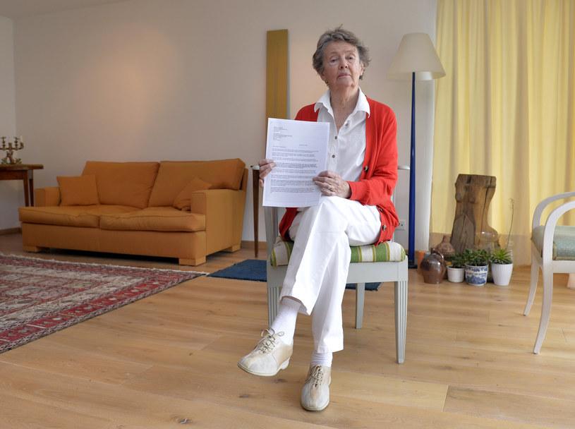 Matilda Von Dardel /AFP